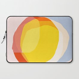 Tropical Sunny Day (Abstract) Laptop Sleeve