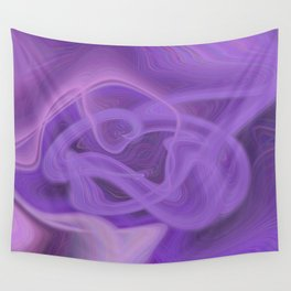 Purple daze 7 Wall Tapestry