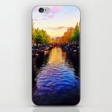 Amsterdam Canals iPhone & iPod Skin