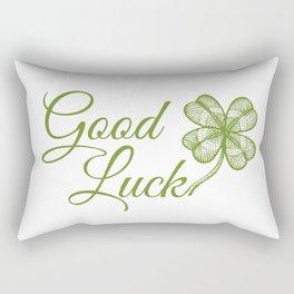 Good luck! Rectangular Pillow