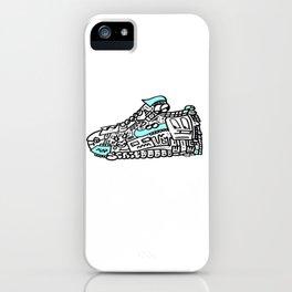Air Max Scribblez Shoe - Mr Scribblez iPhone Case