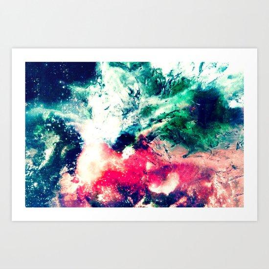 784 Art Print