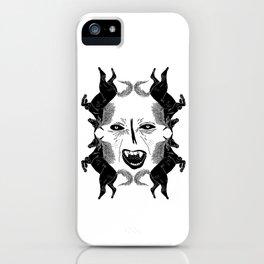 x v a m p x iPhone Case