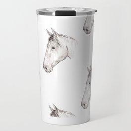 Horse 01 Travel Mug