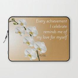 Love Yourself Celebrate Laptop Sleeve