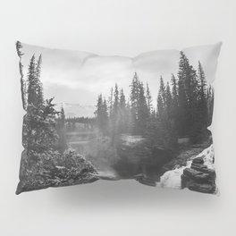 Athabasca Falls Pillow Sham