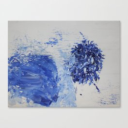 The Sleeper Canvas Print