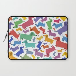 Hotdog Party Laptop Sleeve