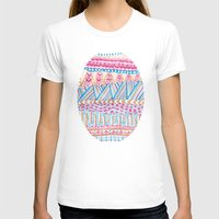 mexico T-shirts featuring New Mexico by Laura Maxwell