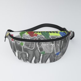 Bullied Taxi Fanny Pack