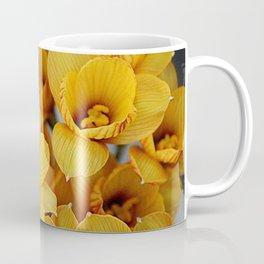 Copper Lily Coffee Mug