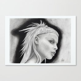 Yolandi Visser, Zef Side  Canvas Print