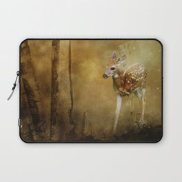 FAWN GOLDEN HOUR Laptop Sleeve