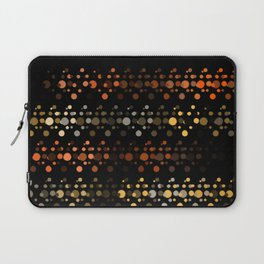 Abstact OrangeYellow Laptop Sleeve