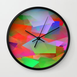 Indian summer is starting ... Wall Clock