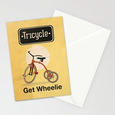 TRICYCLE Stationery Cards