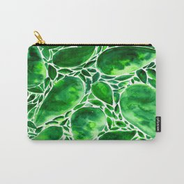 vegetal watercolor Carry-All Pouch