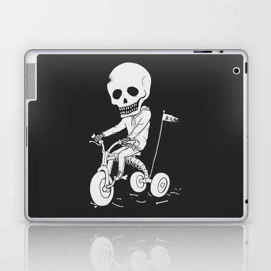 Death Kid Bone Ride Laptop & iPad Skin