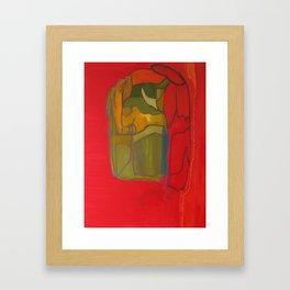 Voice of Soul Framed Art Print