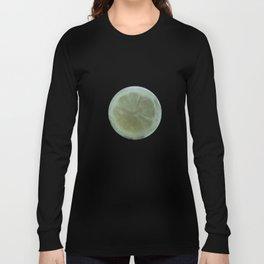 Slice of Lemon – Watercolour Long Sleeve T-shirt