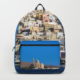 Syros Island Backpack