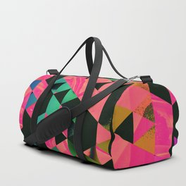 Tropical Cage Duffle Bag