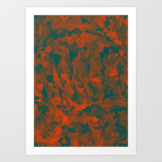 Error_ II Art Print