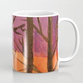 First time in watercolor Coffee Mug