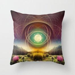 Encompass Us Throw Pillow