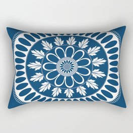 Botanical Ornament Rectangular Pillow