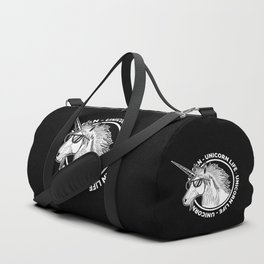 Unicorn Life Duffle Bag