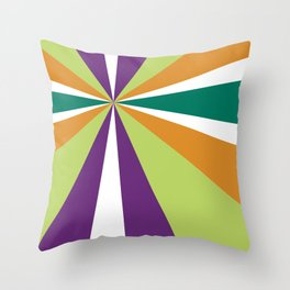 Diversions #1 Perspective 3 Throw Pillow