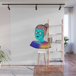 LUCY Wall Mural
