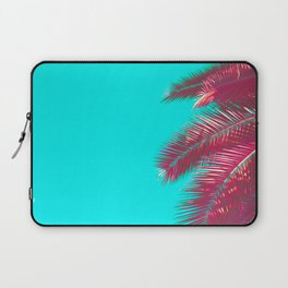 Neon Palm Laptop Sleeve