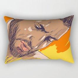 Beautfiul guy! Rectangular Pillow