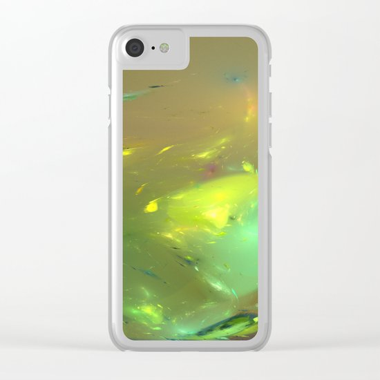 it s life Clear iPhone Case