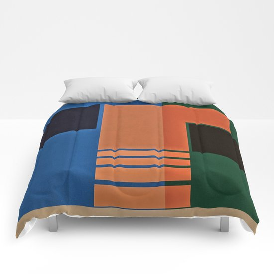 Abstract #162 Comforters