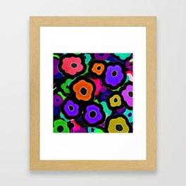 Floral 108 Framed Art Print