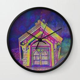Victorian Kool-Aide Wall Clock
