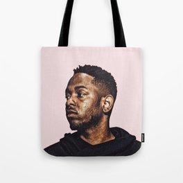 Kendrick Lamar Pop Art Print Tote Bag