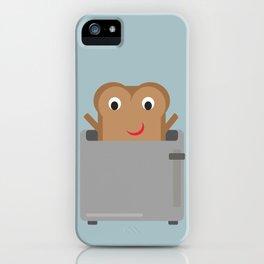 Head, Shoulders, Knees & Toast iPhone Case