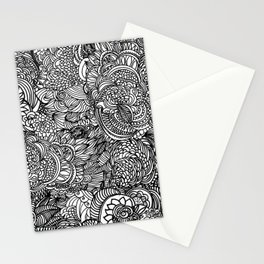 Cocoons and seeds Stationery Cards
