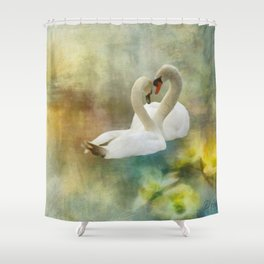 Mesmerized Shower Curtain