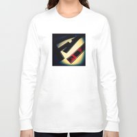 film Long Sleeve T-shirts featuring Film by wendygray