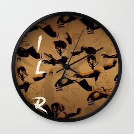 il re de futbol Wall Clock
