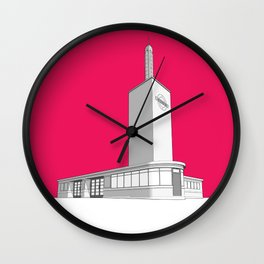 Osterley station Wall Clock