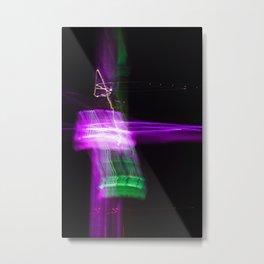 CN Tower II Metal Print