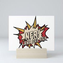 NFR! Mini Art Print