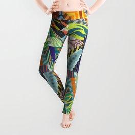 Pattern Explosion Leggings