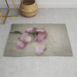 Wilted Rose Rug